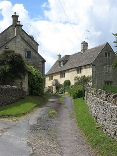 Sheepscombe, A Tiny Cotswolds Village near Painswick