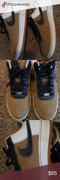 Men's Size 11 AIR FORCE ONES Nike Size 11 Nike Shoes Sneakers