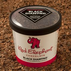 Black Diamond Rremium Dark Chocolate is finely ground 100% dark chocolate that can be used to make hot or iced chocolate, chocolate coffee, and more.