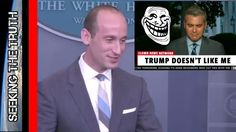 #SeekingTheTruthThu, August 3, 2017 9:47amURL:Embed:Watch Fake News CNN's Jim Acosta gets HUMILIATED by Stephen Miller at White House Press Briefing. Once again CNN get more and more looking like fake news. I'mRead More...