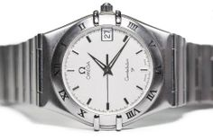 Fine Omega Constellation Wristwatch by Bellman Jewelers #Omega