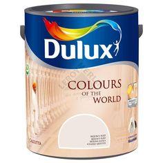 Dulux falfesték Nagyvilág színei 5 l -Pirított szezám World Of Color, Palette, Living Room