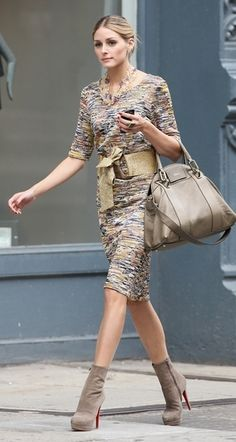 The Simply Luxurious Life: Rules of Style – Olivia Palermo