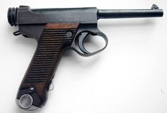 WWII Japanese pistols - Google Search