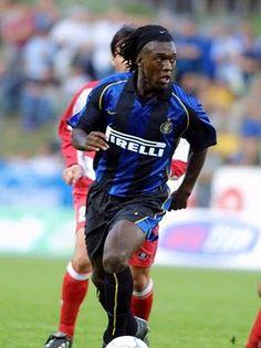 Clarence Seedorf, Internazionale Milano