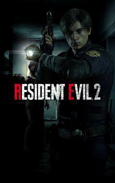 resident evil 2 wallpaper ps1