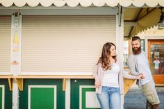 J&W #coupleshoot #engagement #photoshoot #portrait #graz #karinbergmann #bohostyle #beard #coupleportrait #foreverinlove #streetstyle #tattoo #piercing Street Style, Couple, Portrait, Engagement, Graz, Urban Style, Headshot Photography, Portrait Paintings, Street Style Fashion