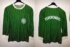 Ferencvaros jersey 1980's Football Memorabilia, Sports, Collection, Fashion, Hs Sports, Moda, Fashion Styles, Sport, Fashion Illustrations