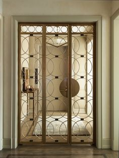 Custom entry doors by Giancarlo Massaro,AIA