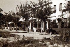 Calle Artes Gráficas (1942)