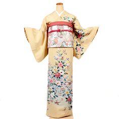 【楽天市場】正絹・訪問着・手描き京友禅(お仕立て済み) フルセット:和商