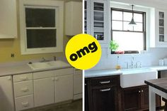19 Kitchen Makeover Before-And-Afters That Will Make Your Jaw Drop