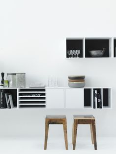 Voice furniture, style by Lotta Agaton, shot by Petra Bindel