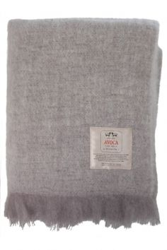 #mohair, #throw, #gray, #grey, #wool, interior design, accessory