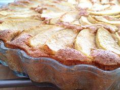 Esta semana he querido estrenar la temporada de manzanas con una tarta facilísima, que igual sirve para un postre, para el desayuno o para el café de media tarde. No lleva gluten, así que es apta p…