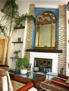 Mediterranean Living Rooms from Ron Nowfel : Designers' Portfolio 3587 : Home & Garden Television