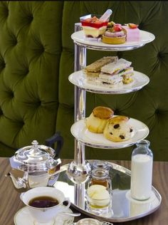 Teatime at Reform & Social, Mayfair London