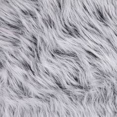 Black Wolf Fur Texture