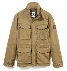 Référence   A1NYP Couleur   Olive Décelez la Veste pour Homme Timberland  Crocker Mountain M65 Jacket b0c056a67e8