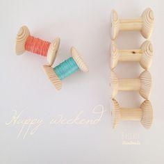 Yeni ciciler satışta 🎀 Bilgi ve siparis icin👇 baccafy@gmail.com & DM  #baccafy #handmade #ahsapmakara #makara #tahtamakara #woodbobbin #bobin #bobbin #woodbobbins #ahsapbobin #craft #crossstitch #crossstitcher #hoopart #elisi #kasnakisi #kasnakpano #etamin #kasnak #decor #homedecor #decoration #dekorasyon #homedetails #carpiisi #evimdergisi #wooddecor #happy #weekend Crafts, Manualidades, Handmade Crafts, Craft, Arts And Crafts, Artesanato, Handicraft
