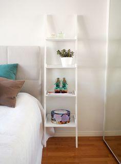a cute shelf for thingies
