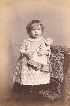 What an absolute pair of cuties! Circa late 19th century?