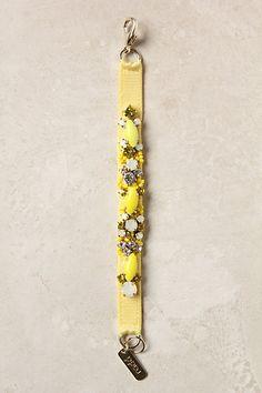Yellow Fori Bracelet - Anthropologie.com