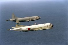 P-3 Orion joint exercise USA/Japan