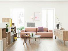 Roze Decoratie Woonkamer : Beste afbeeldingen van woonkamer huizen thuis en chaise