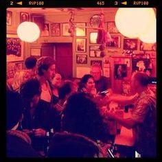 The Hideout - London, United Kingdom. Great nite at Trisha's