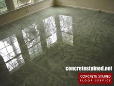 Concrete Floor Repolishing Method  Concrete Repolishing