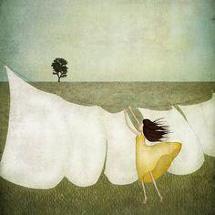 """""""Summer breeze"""" by majalin"""
