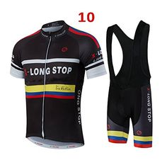4XL6XL Super Size Bike Cycling Jersey Racing Short Sleeve JerseyBib Pants Set Quick Dry ** Click image for more details.Note:It is affiliate link to Amazon.