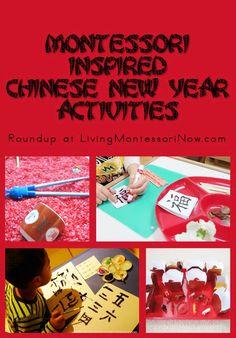 Montessori-Inspired Chinese New Year Activities