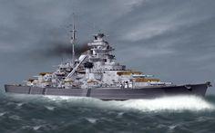 Ww2 Battleship Wallpaper For Android #VvW
