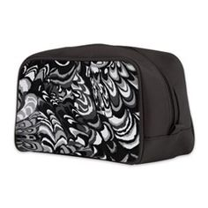 Abstract Marbling texture Toiletry Bag