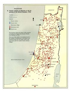 Recognition Of Israel And Palestine World Map Maps Pinterest - Palestine location
