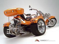 Harley Davidson News – Harley Davidson Bike Pics 3 Wheel Motorcycle, Vw Trike, Volkswagen, Custom Trikes, Chopper Bike, Cool Motorcycles, Hot Bikes, Harley Davidson Bikes, Super Bikes