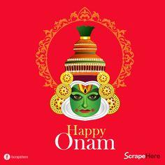 Nilanjan@Scrapehere_Happy Onam
