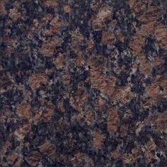Sapphire Blue Brown Granite from India - Granite - The Granite Store Blue Granite Countertops, Brown Granite, Cheap Countertops, Granite Colors, Granite Slab, Granite Kitchen, Epoxy Countertop, Kitchen Countertops, Travertine