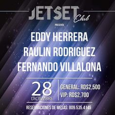 Despido el ultimo Lunes del año @ Jet Set Cafe Santo Domingo con...