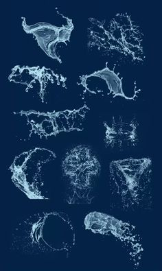 Water Splash Tutorial Top Image Row 2 Row 3 Row 4: Left, Right Row 5 Row 6 Bottom Row: Left, Right Video References Video: One, Two, Three, Four, Five, Six, Seven, Eight, Nine, Ten, Eleven, Twelve,...