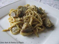 Ricetta Carbonara con carciofi