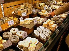 The Best Cheese Shops in Paris - Condé Nast Traveler