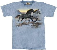 Running Free T-Shirt at theBIGzoo.com, a toy store with over 12,000 products.