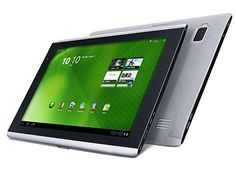 "Acer 16GB Iconia Tab A500 10.1"" Multi-Touch Screen Tablet w/ NVIDIA Dual-Core Processor, 1GB Memory & More! $239.99, today only! 47% savings! http://1saleaday.com/"