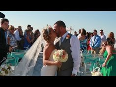 Processional at Hilton Clearwater Beach http://celebrationsoftampabay.com/videographers-clearwater-beach/