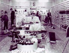 Red Goose Store in the 50's
