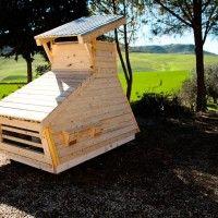 Chicken coop / StudioDeda + DettoFatto