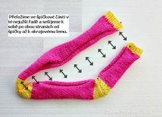 The Easiest Knitted Socks Ever DIY « Diy « Zoom Yummy – Crochet, Food, Photo. The Easiest Knitted Socks Ever DIY « Diy « Zoom Yummy – Crochet, Food, Photography Always aspired to discover ways to kn. Loom Knitting, Knitting Socks, Knitting Patterns Free, Knitted Hats, Knit Socks, Knitted Slippers, Knitting Machine, Crochet Yarn, Crochet Food